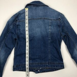 Tractr Jackets & Coats - Tractr Girls Basic Slim Denim Jacket